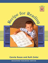 Recipe for Reading Comprehensive Multisensory Reading Program, Workbook K Item Number 9780838804896