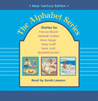 Recipe for Reading The Alphabet Series CD, Volume 1 Item Number 9780838875056