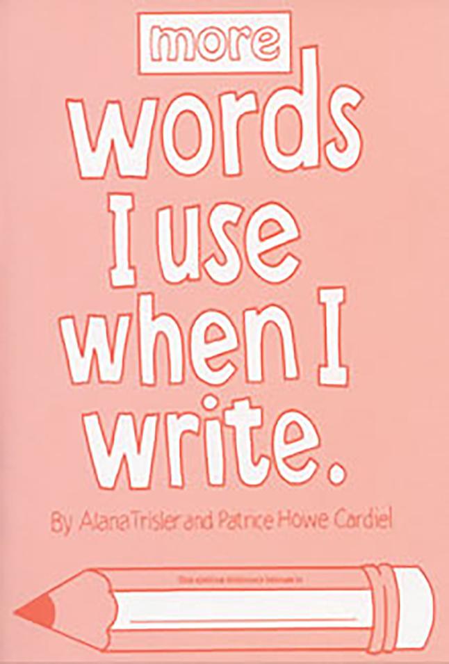 Writing - Handwriting, Item Number 9780838860830