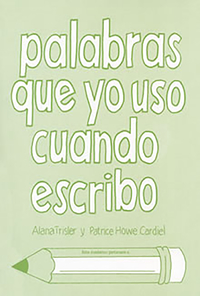 EPS Palabras Que Yo Uso Cuando Escribo Item Number 9780838861189
